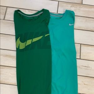 Men's Nike Dri Fit shirts